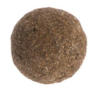 Katzenspielzeug Natural Catnip Ball - 3 Stück