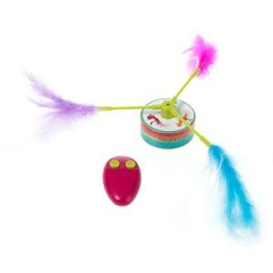Katzenspielzeug Tri Spinner - 1 Stück