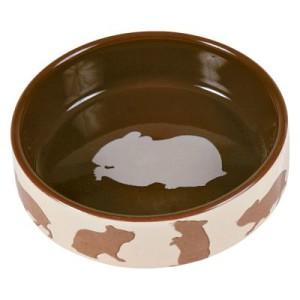 Keramiknapf für Nager - Kaninchen 250 ml