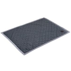 Kuscheldecke Velvet granit - L 100 x B 70 cm
