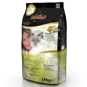 Leonardo Adult Grain-free - Sparpaket: 2 x 7