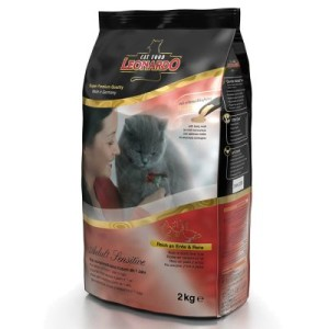 Leonardo Adult Sensitive Ente & Reis - Sparpaket: 2 x 15 kg