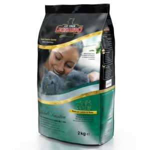 Leonardo Adult Sensitive Lamm & Reis - 2 kg