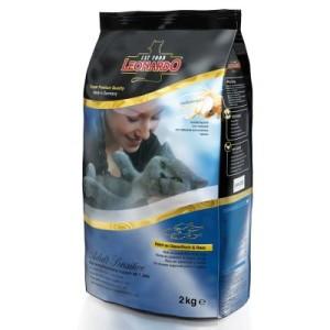 Leonardo Adult Sensitive Ozeanfisch & Reis - Sparpaket: 2 x 15 kg