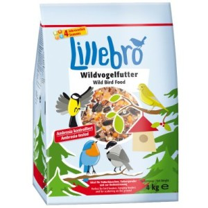 Lillebro Wildvogelfutter - 20 kg