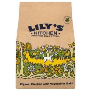 Lily's Kitchen Bio Huhn & Gemüse - Sparpaket: 2 x 7