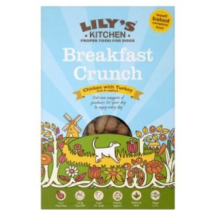 Lily's Kitchen Breakfast Crunch - Sparpaket: 2 x 800 g