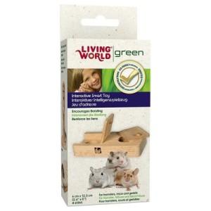 Living World Green Schiebespiel - Größe S: L 12 x B 6 x H 2 cm