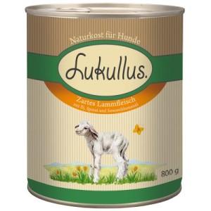 Lukullus Frühlings-Menü: Zartes Lammfleisch - 6 x 400 g