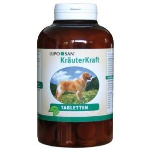 Luposan Kräuterkraft 30 Tabletten - 2 x 400 g (ca. 400 Tabletten)