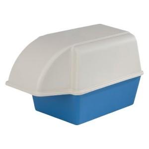 Marchioro Outdoor Katzentoilette Freecat Maxi CL - blau/hellgrau