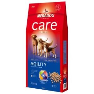 Meradog Care High Premium Agility - Sparpaket: 2 x 12