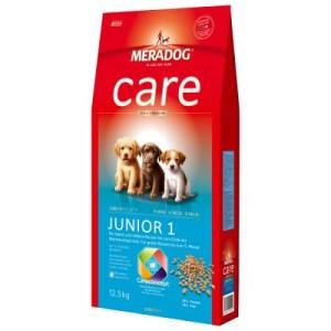 Meradog Care High Premium Junior 1 - Sparpaket: 2 x 12