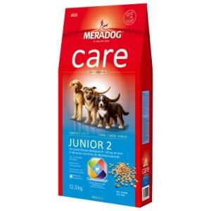 Meradog Care High Premium Junior 2 - Sparpaket: 2 x 12