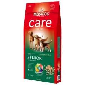 Meradog Care High Premium Senior - Sparpaket: 2 x 12