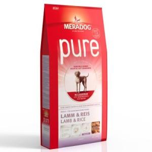 Meradog pure Lamm & Reis - Sparpaket: 2 x 12