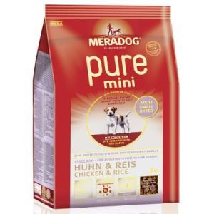 Meradog pure Mini Huhn & Reis - 3 kg