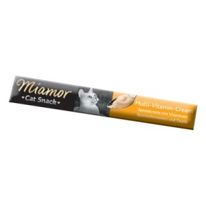 Miamor Cat Confect Multi-Vitamin Cream - 6 x 15 g