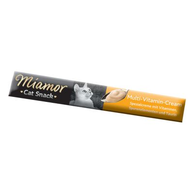 Miamor Cat Confect Multi-Vitamin Cream - 66 x 15 g