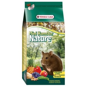 Mini Hamster Nature Zwerghamsterfutter - 400 g