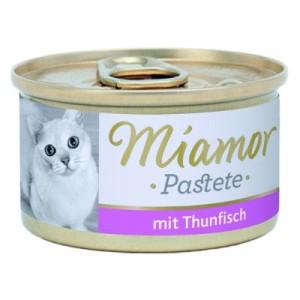 Mixpaket Miamor Pastete 24 x 85 g - 6 versch. Sorten