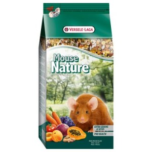 Mouse Nature Mäusefutter - 2 x 400 g