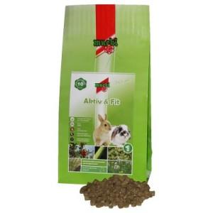 Mucki Aktiv & Fit Kaninchenfutter - 2 kg