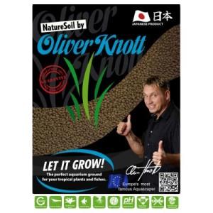Nature Soil by Oliver Knott braun - 3 Liter braun