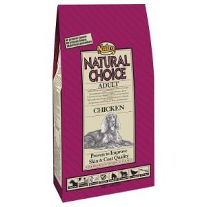 Nutro Choice Adult Huhn Hundefutter - Sparpaket 2 x 12 kg