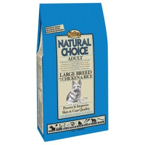 Nutro Choice Adult Large Breed Huhn & Reis Hundefutter - Sparpaket 2 x 12 kg