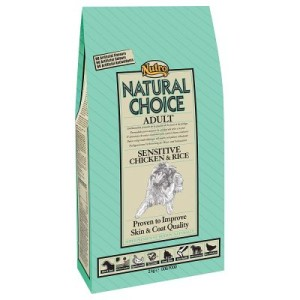 Nutro Choice Adult Sensitive Huhn & Reis - Sparpaket 2 x 12 kg