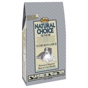 Nutro Choice Senior Huhn & Reis Hundefutter - 10 kg