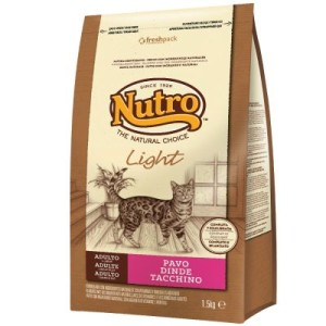 Nutro Natural Choice Adult Turkey Light - Sparpaket 3 x 1