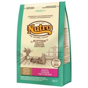 Nutro Natural Choice Kitten Turkey - Sparpaket 3 x 1