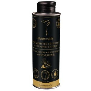 Oleum Canis Nachtkerzenöl - 3 x 250 ml