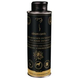 Oleum Canis Schwarzkümmelöl - 2 x 250 ml