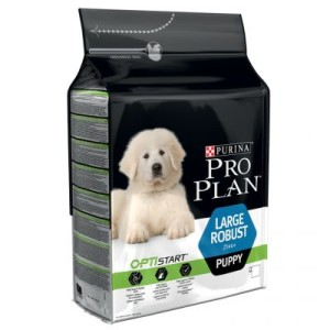PRO PLAN Large Robust Puppy OPTISTART - Sparpaket 2 x 12 kg