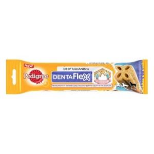 Pedigree DentaFlex - Multipack: medium (9 x 80 g)