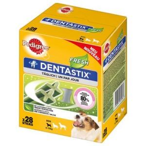 Pedigree Dentastix Fresh - Multipack (56 Stück) für kleine Hunde