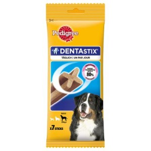 Pedigree Dentastix - Multipack (28 Stück) für mittelgroße Hunde