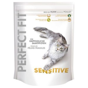 Perfect Fit Sensitive mit Huhn - Sparpaket: (3 x 1