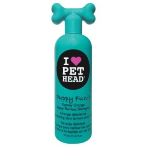 Pet Head Welpen-Shampoo Puppy Fun - 2 x 475 ml