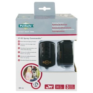PetSafe Spray Commander Erziehungshalsband - Spray Commander Set mit Citronella