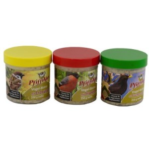 Pfiffikus Vogel-Bistro Multipack - 3er Mixed Pack