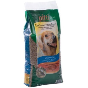 Pitti Boris Leckere Brocken Lamm & Reis - 15 kg