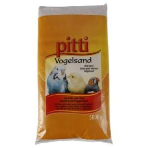 Pitti Vogelsand fein - 5 kg Beutel
