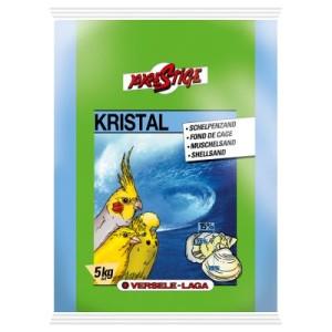 Prestige Kristal Muschelsand - 25 kg (5 x 5 kg)