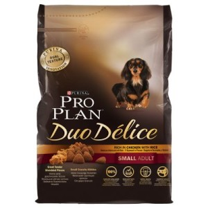 Pro Plan Duo Delice Small Breed - Sparpaket: 3 x 2