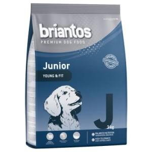 Probierpaket für Welpen: Briantos 3 kg & Bosch 7