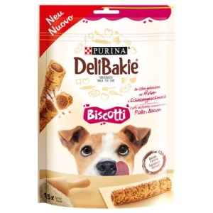 Purina DeliBakie Biscotti - 5 x 270 g